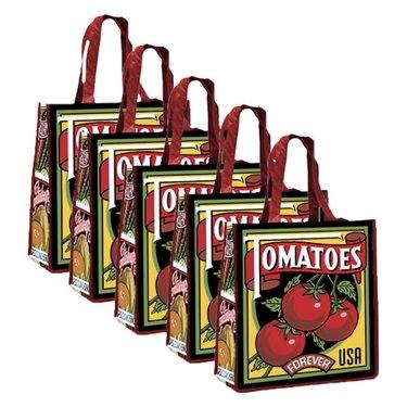 Summer Harvest Tote Bag (pack of 5), $15.95