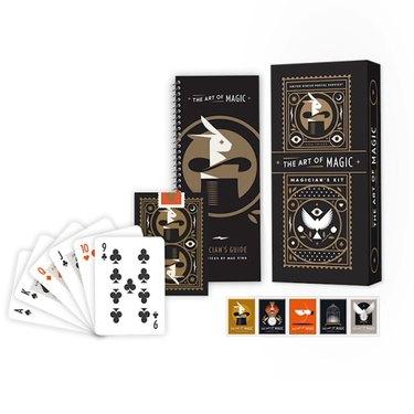 The Art of Magic Kit, $34.95
