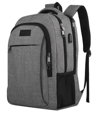 Business backpack.
