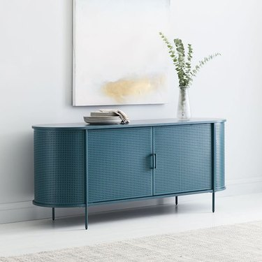 perforated hutch