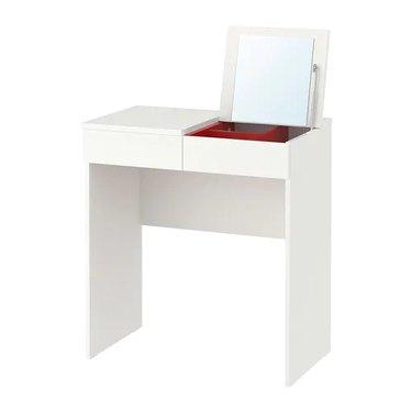 ikea vanity table