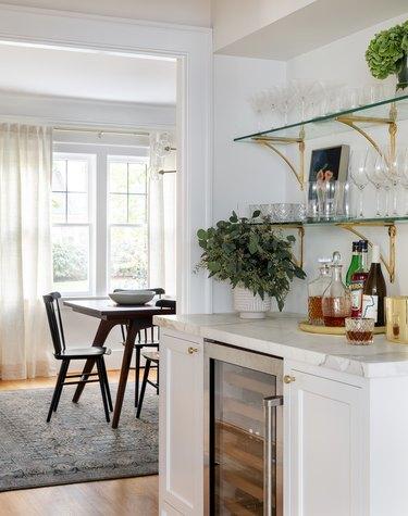 bar in home
