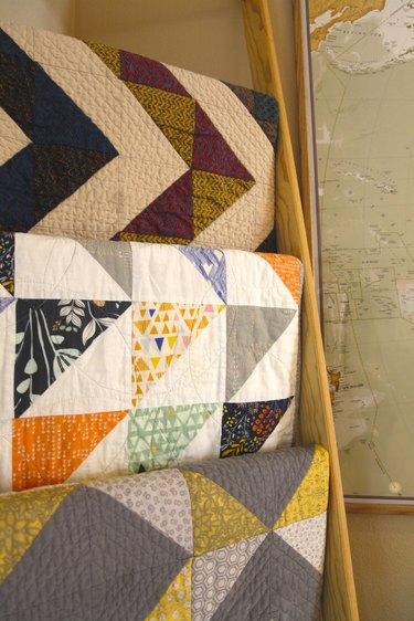 Blanket ladder from Dear Seller