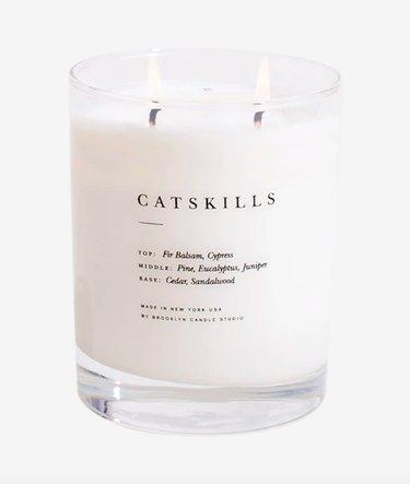 Brooklyn Candle Studio Catskills Candle, $38