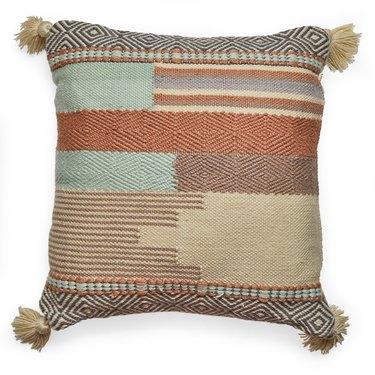 MoDRN Textured Outdoor Throw Pillow, $40