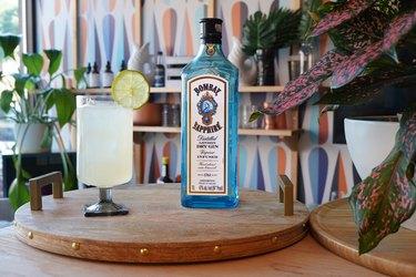 Bombay Sapphire Gin Mule Recipe