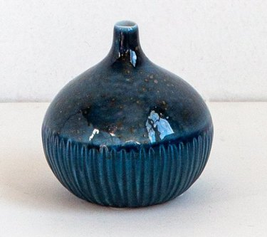 Art Floral Glaze & Matte Vase