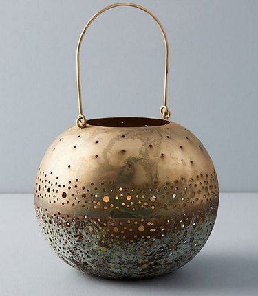 Anthropologie Ember Candle