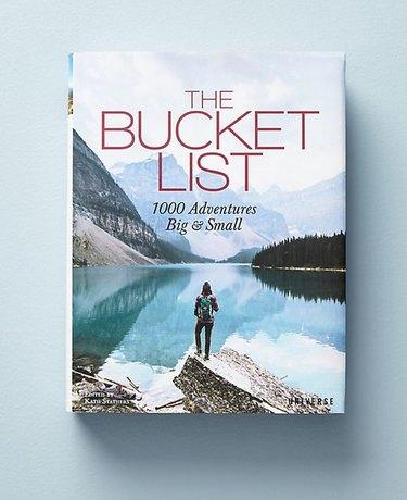 The Bucket List Book