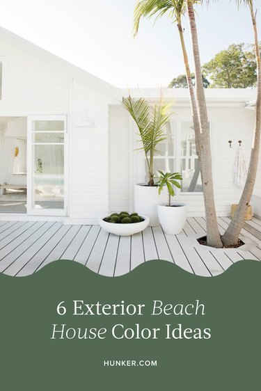 Exterior Beach House Colors: Ideas and Inspiration