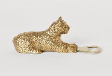 H&M Leopard Bottle Opener, $14.99