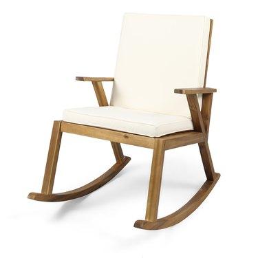 Acacia Outdoor Rocking Chair