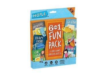 Hoyle Fun Pack Kids Card Game