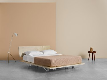 Floyd sustainable platform bed