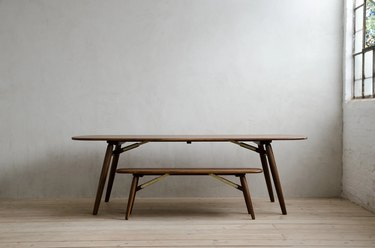 Jacob May Nomad dining table