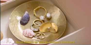 Dishes for jewelry