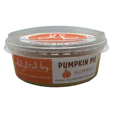 Delighted By Pumpkin Pie Hummus