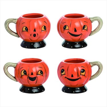 Johanna Parker Pumpkin Cups