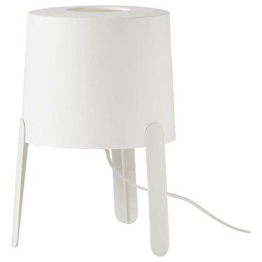 ikea white table lamp
