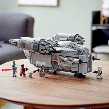 Amazon Toys We Love Lego set