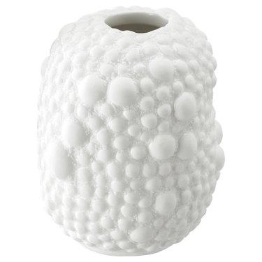 ikea textured vase