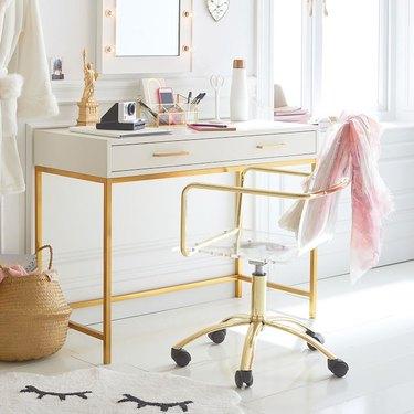 PBteen Blaire Classic Desk