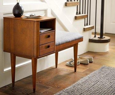 Scandinavian Designs Holfred Bench