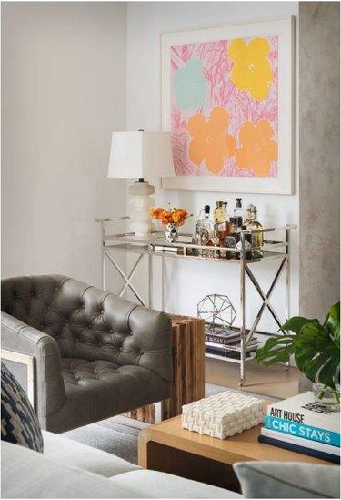 small apartment color palette