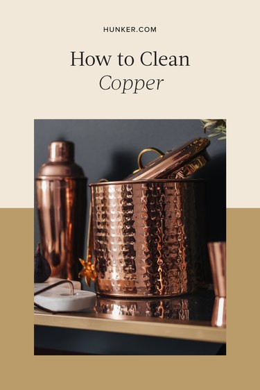 How to Clean Copper Tutorial
