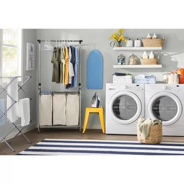 Joss & Main Verlie Basics Laundry Center