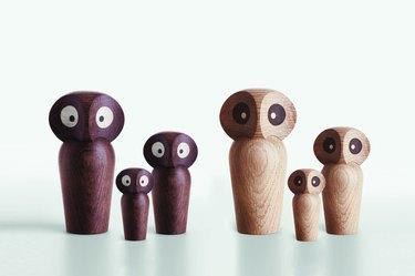 Midcentury Decorative Object - Architectmade Paul Anker Hansen's Owl