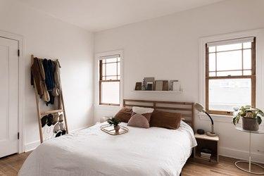 Minimal California bedroom