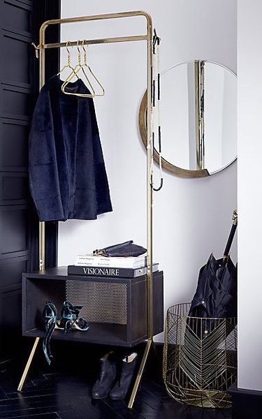 CB2 Valet Clothes Stand, $299