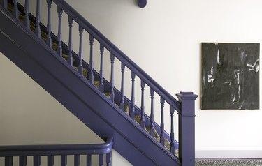 hotel tivoli purple staircase