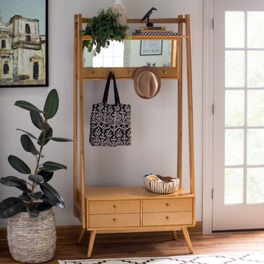 Belham Living Midcentury Hall Tree, $273.80