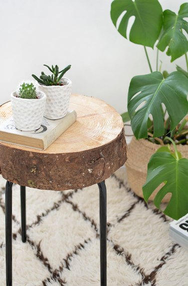 Ikea Decor Hack: Marius stool makeover
