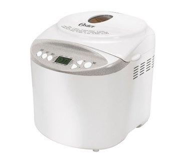 White Kitchen Appliances: Oster Breadmaker