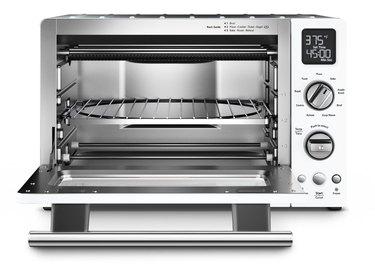 White Kitchen Appliances: KitchenAid Convection Oven
