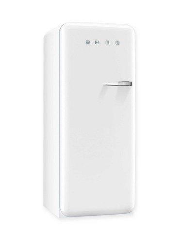 White Kitchen Appliances: Smeg Refrigerator