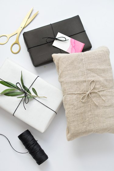 Wrap Your Gifts With a Natural Touch
