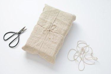 Linen Gift Wrap