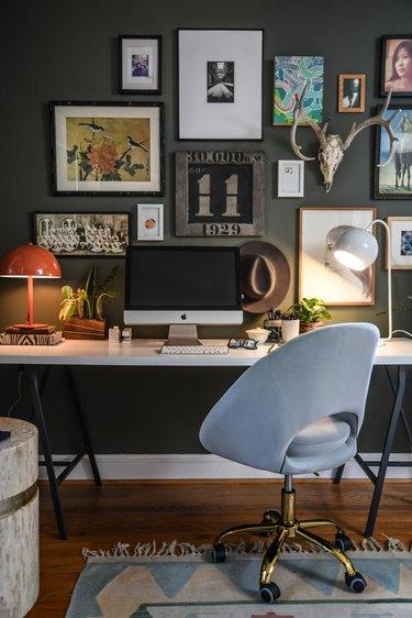 hilton carter home office