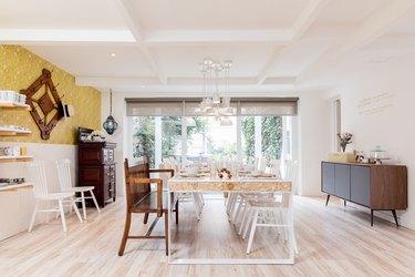 Casa Legado dining room