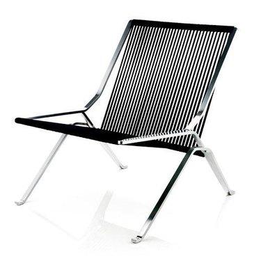 black halyard chair