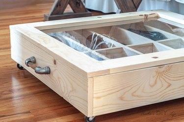 shoe storage under bed