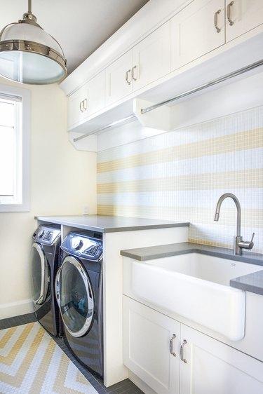 Reena Sotropa Laundry Room