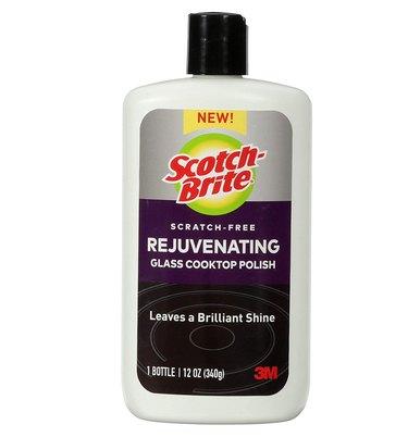 scotch-brite glass stovetop cleaner