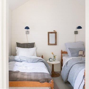 Radar Plug-In bedroom wall sconce by Schoolhouse