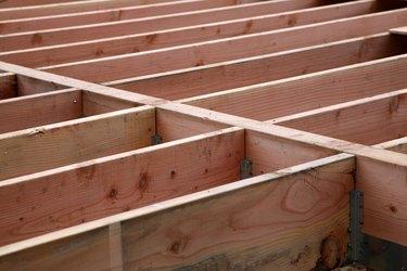 Floor Beam Construction