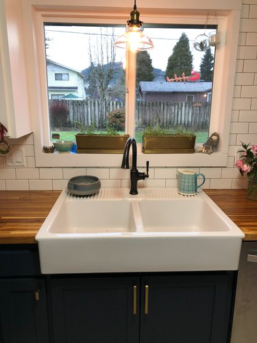 Farmhouse Sink Home Remodel